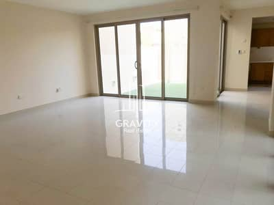 3 Bedroom Townhouse for Rent in Al Raha Gardens, Abu Dhabi - 3chqs! Luxurious and spacious 3BR TH w/ maidsroom