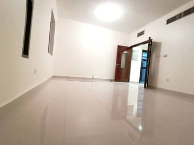 Spacious 02 B/R Hall with Balcony, Wardrobes, Central AC, Tawtheeq in Building at Delma Street for 58k