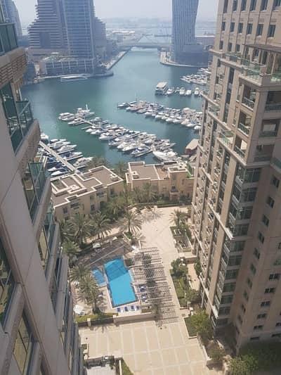فلیٹ 3 غرفة نوم للبيع في دبي مارينا، دبي - شقة في برج الياس أبراج مرسى دبي (أبراج إعمار الستة) دبي مارينا 3 غرف 2950000 درهم - 4352229