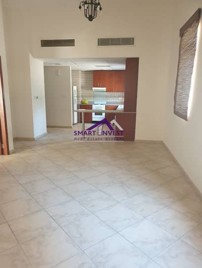 1 Bedroom Apartment for Rent in Motor City, Dubai - Huge unfurnished 1 BR Apt. for rent in Motor City