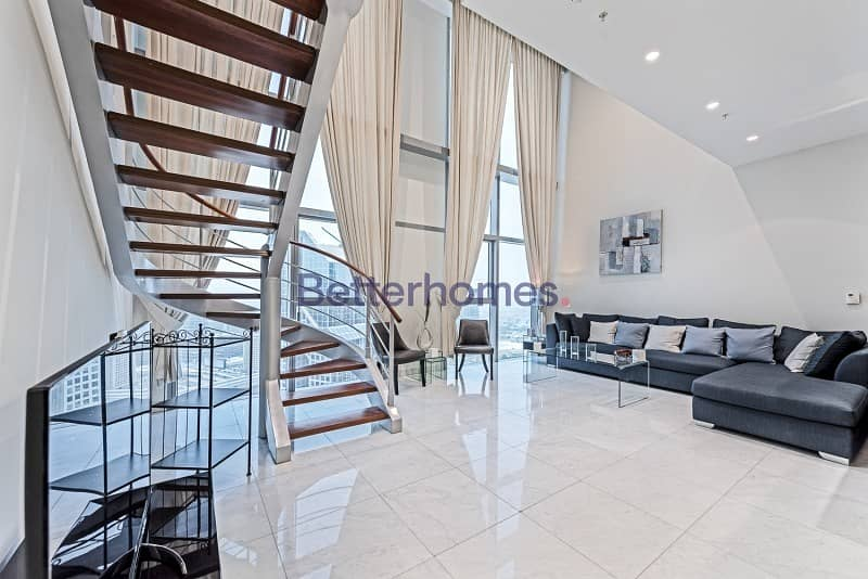 2 High Floor   See view  Furnished  Vacant