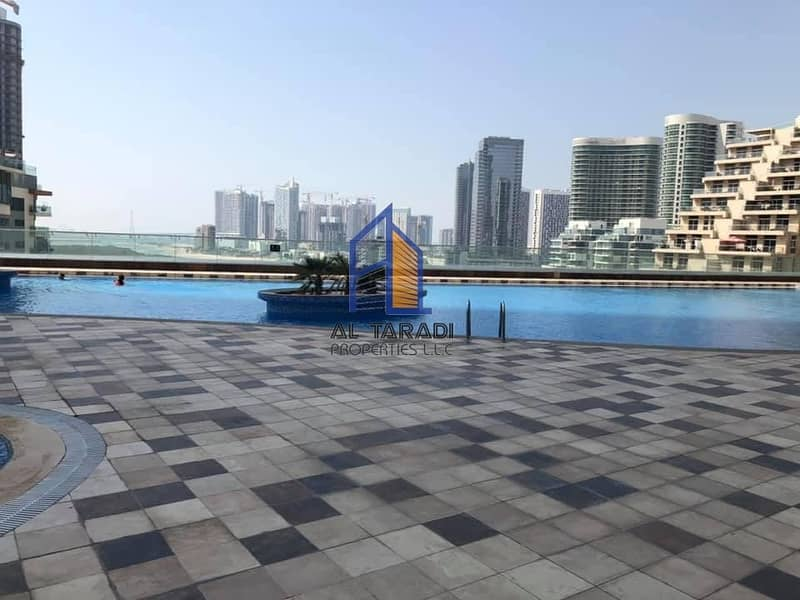 10 Semi Furnished 2 Plus Maids Available For Rent in Sky Tower