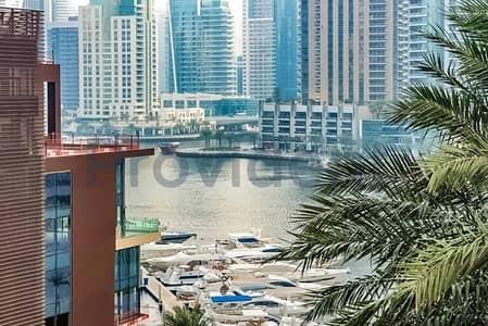 شقة 2 غرفة نوم للايجار في دبي مارينا، دبي - Sun drenched | Spectacular Sea And Marina Views