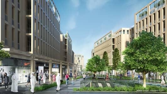 شقة 1 غرفة نوم للبيع في مويلح، الشارقة - PAY 2300 monthly and own studio in city walk sharjah