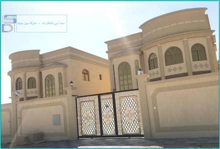 5 Bedroom Villa for Sale in Al Zahraa, Ajman - Villa building personal design modern finishes