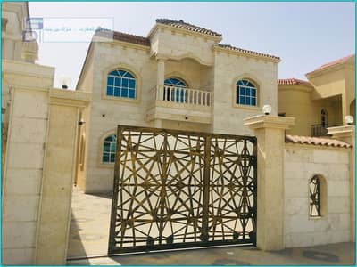 5 Bedroom Villa for Sale in Al Mowaihat, Ajman - Unique brand new villa for sale in Ajman