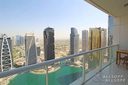 1 Bedroom Apartment for Sale in Jumeirah Lake Towers (JLT), Dubai - 1 Bed| High Floor| Large Balcony| Parking