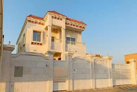 5 Bedroom Villa for Sale in Al Mowaihat, Ajman - New Villa Super Deluxe destination # excellent freehold for all nationalities 100%.