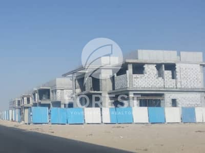Single Row |VIP Location |Freehold Villa Plot |Jebel Ali Hills