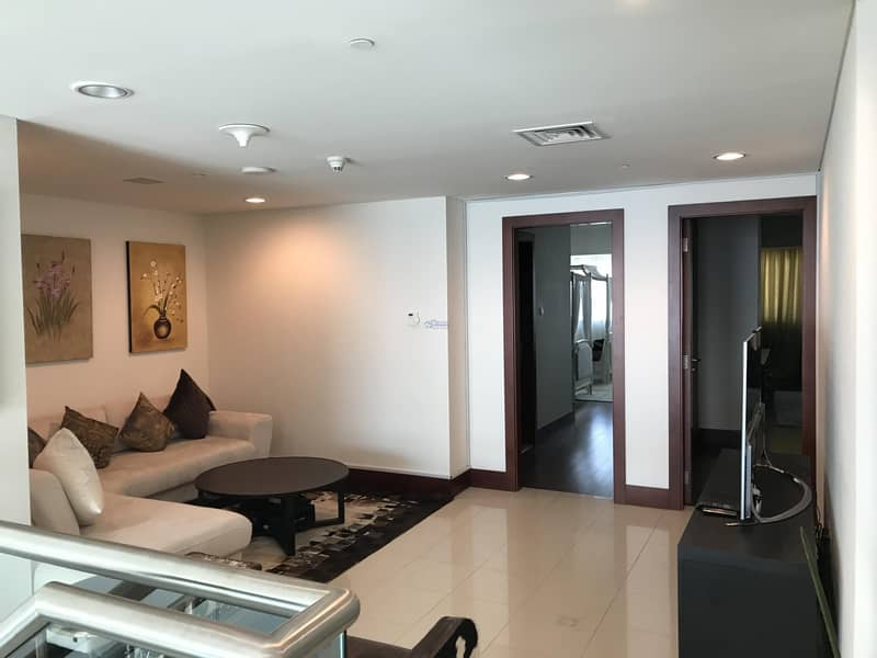 2 HOT DEAL FURNISHED !!! Below Market PRICE !! Luxury 3Br Duplex apartment for RENT at best price