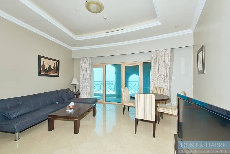 2 Sea Views - Direct Beach Access - Palace Hotel