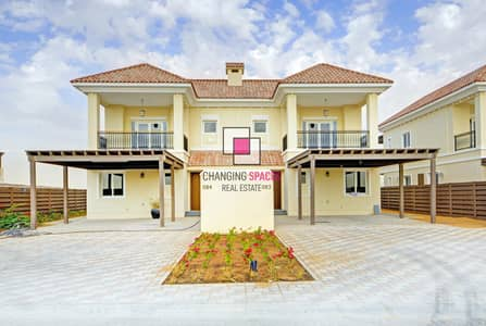4 Bedroom Villa for Rent in Dubailand, Dubai - Great layout in these villas