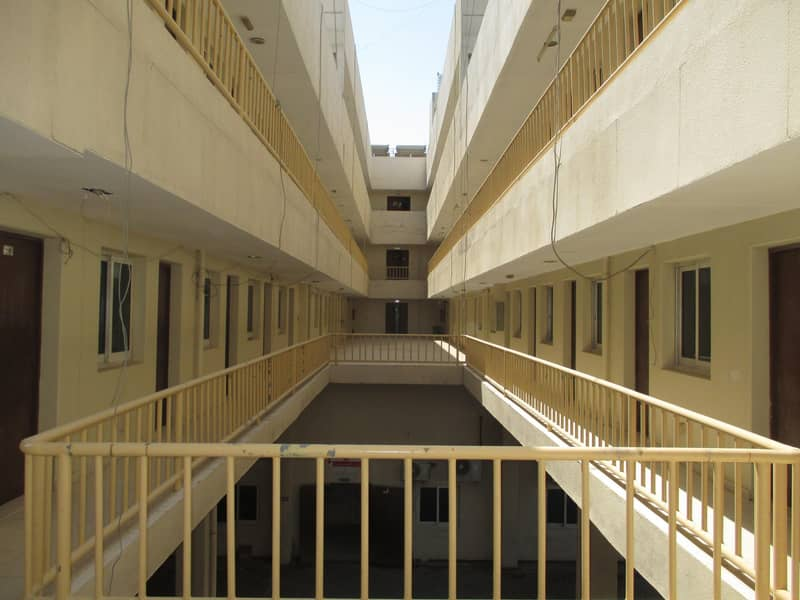 2 Rooms @AED 1700 all incl. in Sonapur...