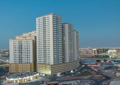 2 Bedroom Apartment for Sale in Ajman Downtown, Ajman - two bedroom  for sale ajman pearl tower