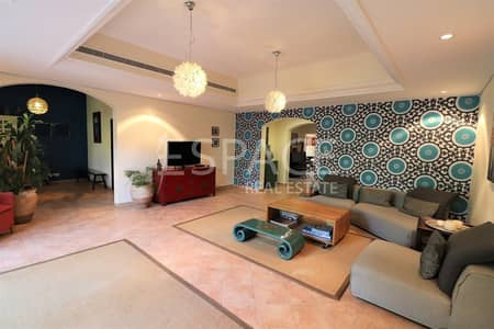 3 Bedroom Villa for Rent in Motor City, Dubai - Near Park and Pool | Great Condition | 3BR