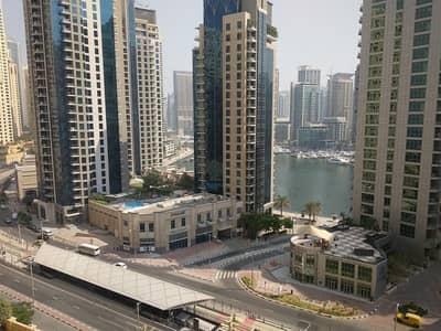فلیٹ 3 غرفة نوم للايجار في جي بي ار، دبي - 3 Bed | Full Marina & Pool View | Unfurnished