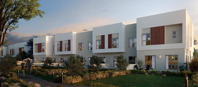 4 Bedroom Villa for Sale in Dubailand, Dubai - 2% dld waiver 20 mins downtown  govt developer 