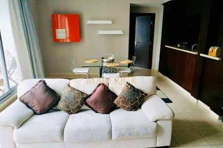 1 Bedroom Apartment for Sale in Downtown Dubai, Dubai - Furnished 1Bed | Chiller Free | Investors Deal
