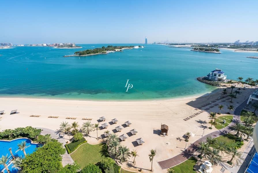 Duplex Penthouse|Full View Of The Sea&Burj Al Arab