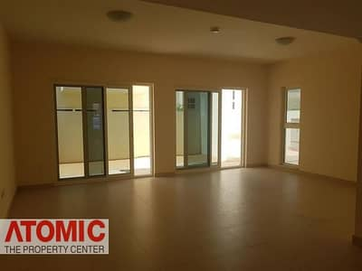 3 Bedroom Townhouse for Sale in International City, Dubai - 3 BEDROOM WITH MAIDS ROOM | SINGLE ROW | VACANT