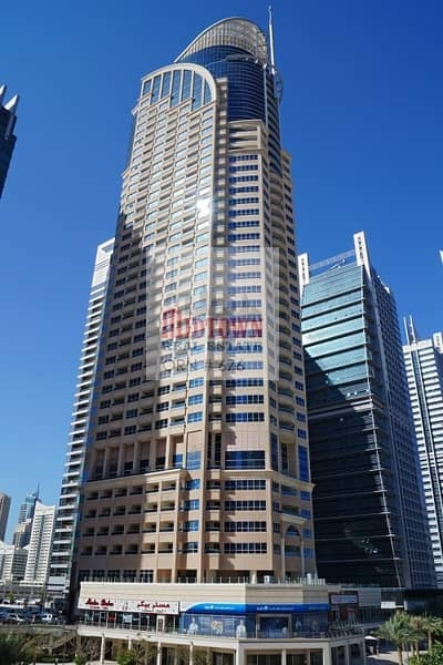 شقة 1 غرفة نوم للبيع في أبراج بحيرات جميرا، دبي - Super hot deal |no Commission| vacant large 1bedroom for sale in Jlt just for AED 715000