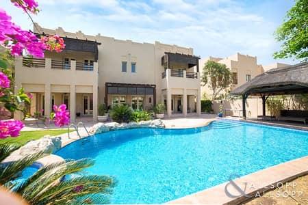 فیلا 5 غرف نوم للبيع في السهول، دبي - L1 Hattan   Owner Occupied   Lake Views