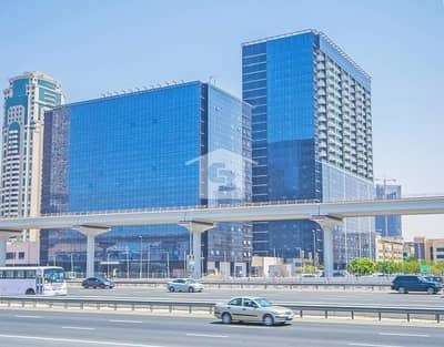 Office for Sale in The Greens, Dubai - Brand New Office Spaces in The Onyx Tower (SZR)