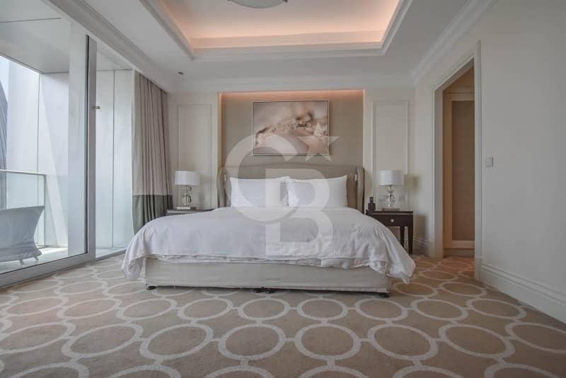 BIG LAYOUT OF 2 BEDROOM FULL BURJ VIEW IN ADDRESS BLVD