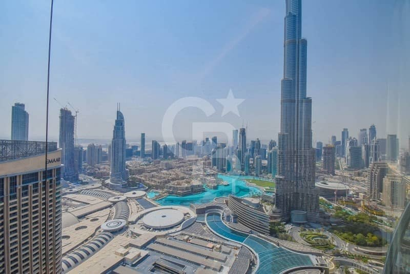 SPECIAL 2 BED FULL BURJ & FOUNTAIN VIEW IN ADDRESS BLVD