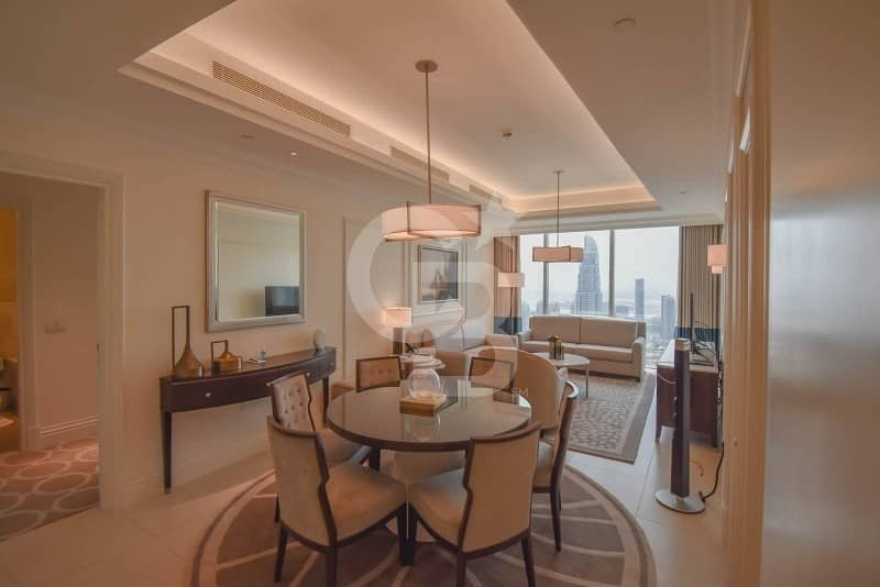 2 SPECIAL 2 BED FULL BURJ & FOUNTAIN VIEW IN ADDRESS BLVD