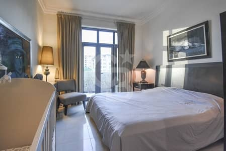 1 Bedroom Flat for Sale in Old Town, Dubai - 1 BR w/Study