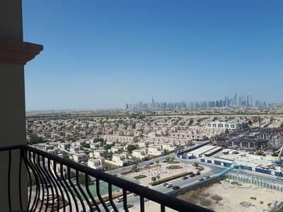 2 Bedroom Apartment for Sale in Jumeirah Village Triangle (JVT), Dubai - WELL MAINTAINED  l 2BR HALL IN JVT | MARINA SKYLINE VIEW