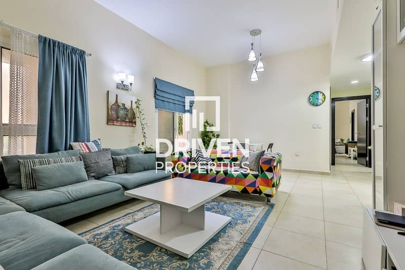 Upgraded and Furnished 2 Bedroom Apartment