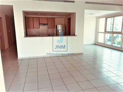 2 Bedroom Apartment for Rent in The Greens, Dubai - Largest 2BR + Maid's with Full Pool View