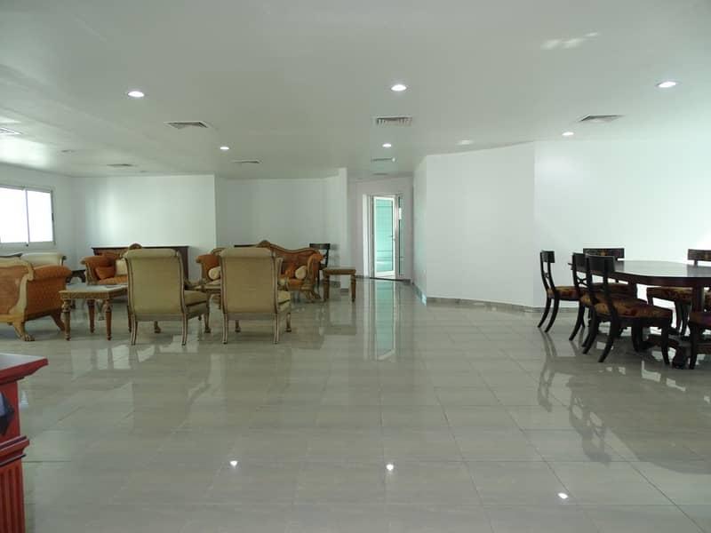 Furnished Four Bedrooms Hall,Wardrobes,Maid Room,Nice Huge Kitchen,Maid Room,Washing Room,Big Balcony,Parking At Al Manaseer Area.