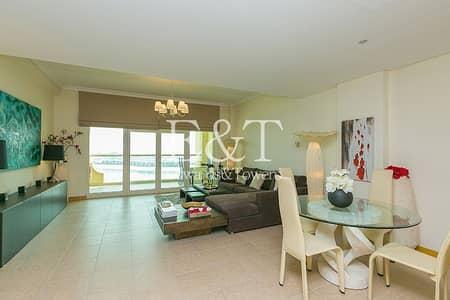 1 Bedroom Apartment for Rent in Palm Jumeirah, Dubai - Fantastic Sea Views