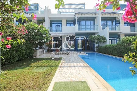 Private Pool | Beach Garden|Vacant on Transfer| PJ