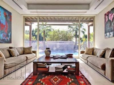 6 Bedroom Villa for Sale in The Lakes, Dubai - Refurbished E1 Rented until July