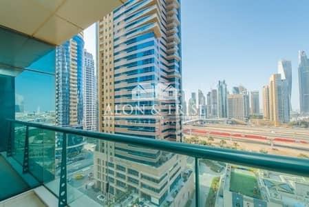 شقة 2 غرفة نوم للايجار في أبراج بحيرات جميرا، دبي - Marina View I Bright Unit I Spacious I With Maids