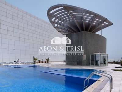 Studio for Rent in Jumeirah Lake Towers (JLT), Dubai - Full Window I Cluster V I Lake Views I Spacious I With Balcony