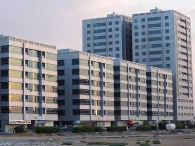 2 Bedroom Apartment for Sale in Al Jurf, Ajman - tow bedroom for sale rented 28 k per year