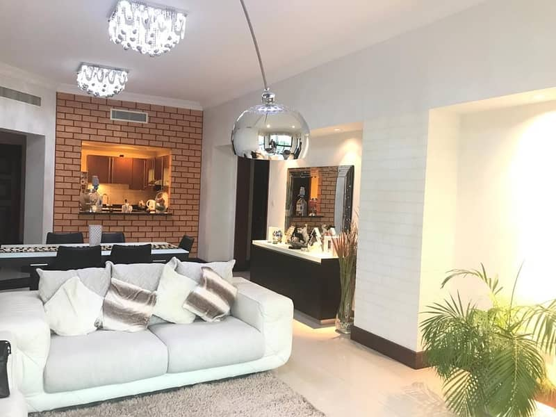 شقة في جولدن مايل 2 جولدن مايل نخلة جميرا 3 غرف 2450000 درهم - 4356023