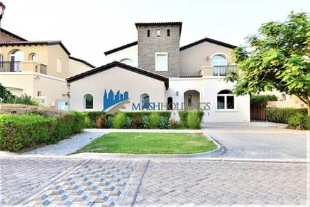 5 Bedroom Villa for Sale in Jumeirah Golf Estate, Dubai - Beat The Price| On The Golf Course & Lake