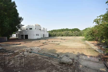 Plot for Sale in Al Barari, Dubai - Largest Plot Available in Exclusive Location