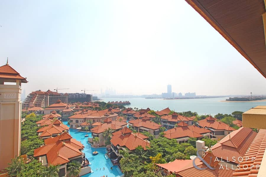 1 Bed   Partial Sea View   Fully Furnished