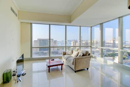 شقة 2 غرفة نوم للايجار في دبي مارينا، دبي - Spacious 2 BR Apt | Full Sea View | Nice Layout