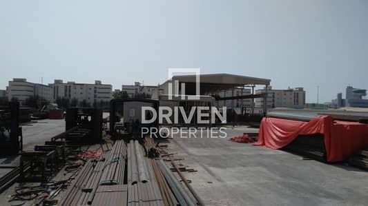 مستودع  للبيع في مجمع دبي الصناعي، دبي - Fully Furnished Warehouse | Nice Location