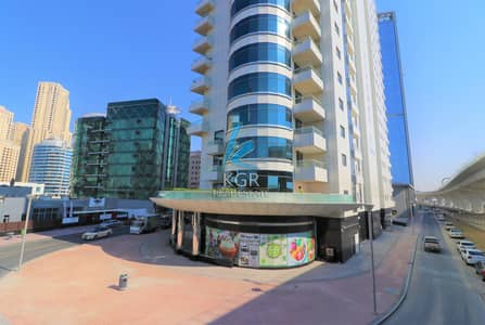 Shop for Sale in Dubai Marina, Dubai - 3 Combined Units Spacious Retail Space in KG Tower