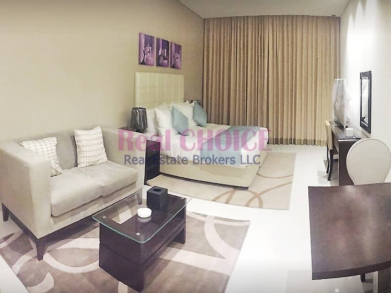 Vacant and ready to move in|Fully Furnished 1BR
