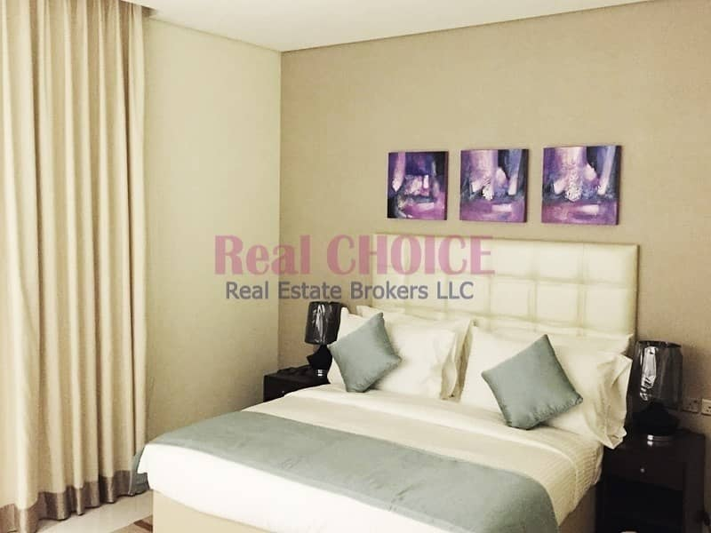 2 Vacant and ready to move in|Fully Furnished 1BR